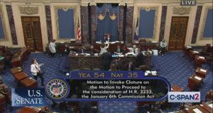 Republicans block Jan. 6 Commission