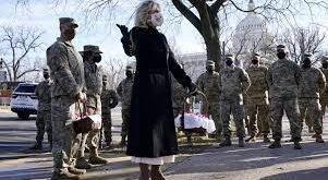 Jill Biden thanks troops
