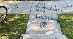 Nancy Mace Home vandalized