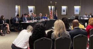 Democrats hearing in Georgia