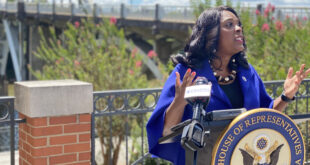 Rep. Terri Sewell introduces the John Lewis Voting Advancement Act