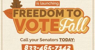 Freedom To Vote Fall