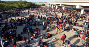 Texas migrants