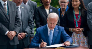 President BidenPresident Joe Biden on Friday became the first sitting U.S. president to issue a presidential proclamation marking Indigenous Peoples' Day